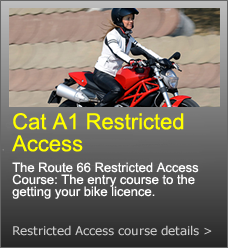 Cat A1 Restricted Access