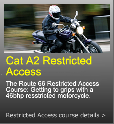 Cat A2 Restricted Access